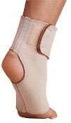Conductive Ankle Wrap Support