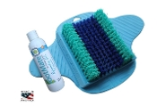 Footmate Brush Kit - Blue