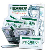 Biofreeze Pain Relief Gel Sample Box