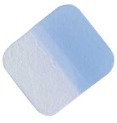 "Uni-Patch ClearTac® 1.5"" x 1.75"" Conductive Pads"