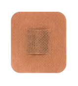 "Empi Comfortease® 2""x2.5"", Pin, Tan Cloth, Single Use"