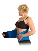 TENS Conductive Back Support