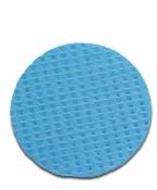 "4"" Round, Sponge For Carbon Rubber Elect"