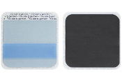 "Uni-Patch™ Garment 3.5"" x 3.5"" Sq., Two-Sided Pre-Gelled"