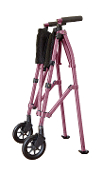 Fold N Go Walker - Regal Rose