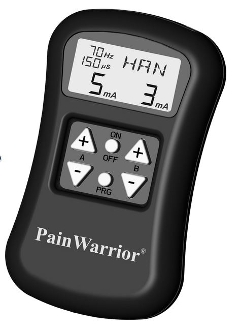 Pain Aellay Stimulator Over the Counter TENS & Muscle Stim Non- Prescription