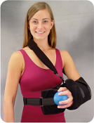 Super Sling Shoulder Immobilizer