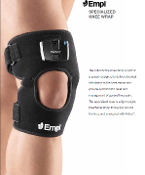 EMPI ACTIVE KNEE WRAP