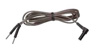 "Empi 40"" Right Angle Lead Wire"