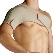 Thermoskin® Conductive Universal Shoulder Wrap Support